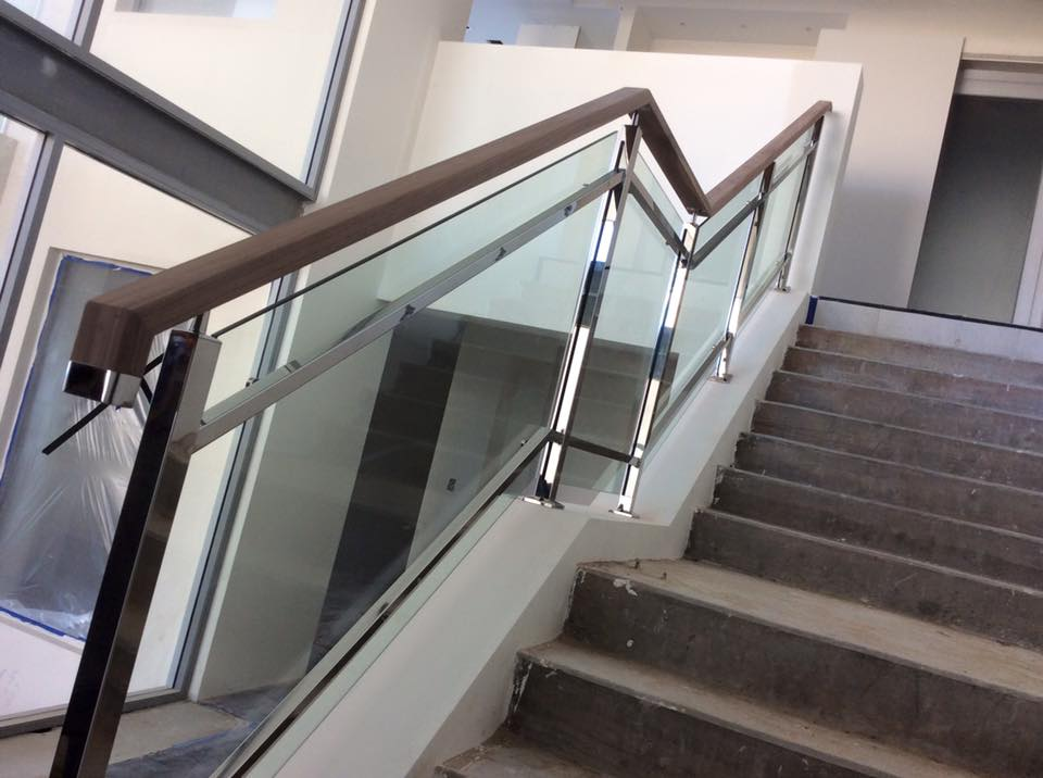 Claremont - Outstanding stair case balustrading