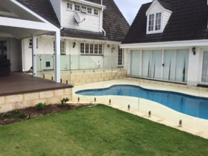 Scarborough - Pool Fencing