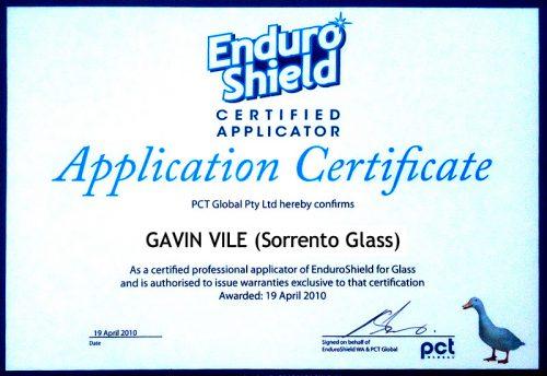 enduro-certificate-sg