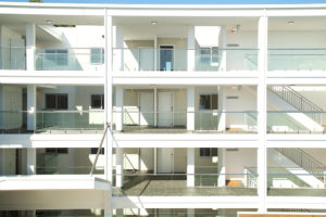 , Glass Balustrade and Pool Fencing for Park Avenue Apartments