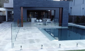 , Mosman Park Glass Pool Fencing