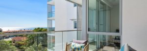 , Glass Balustrade and Pool Fencing for Sundance Apartments