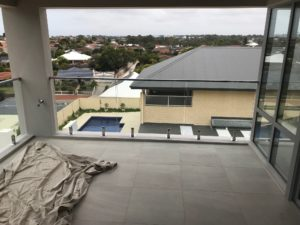 , Hillarys Home Internal and External Glass Balustrading