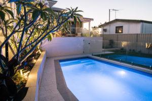 , Mullaloo Home Frameless Glass Pool Fence